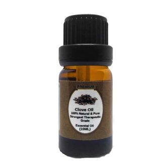 Clove Essential Oil 10ml - Aromatherapy Grade