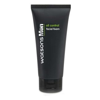 Watsons Men oil control facial foam , men face wash - Thailand