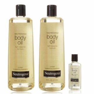 Neutrogena Body Oil Set