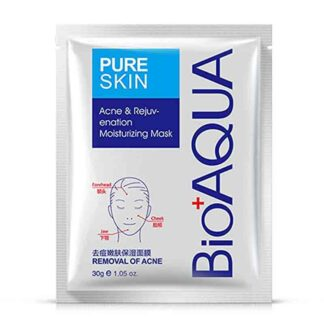 Bioaqua Acne & Rejuvenating Moisturizing Sheet Mask