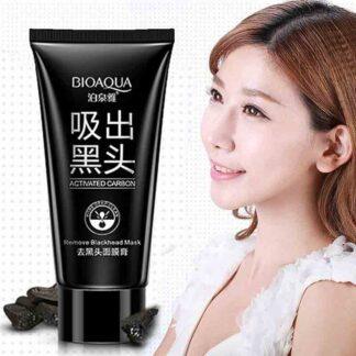 Bioaqua Bamboo Charcoal Black Facial Mask - 60gm