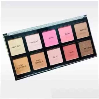 Chanlanya Brand 10 color blush palette