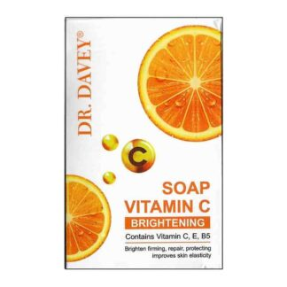 Dr.Davey Brightening Vitamin C Soap – 100g