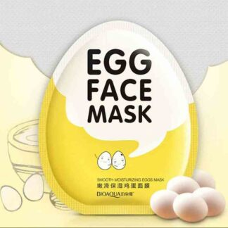 Bioaqua Egg Face facial Sheet - 30gm