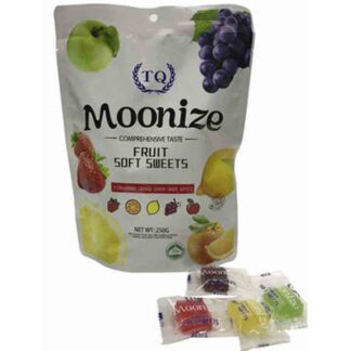 TQ Moonize Fruit Soft Seets jelly candy