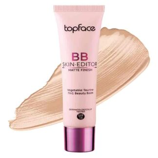Topface B B Skin Editor Matte Finish 002