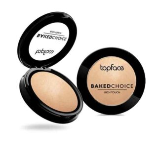Topface Baked Choice Rich Touch Powder 003