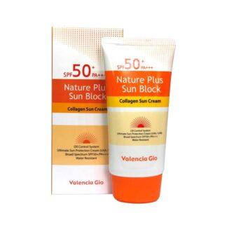 Valencia Gio Nature Plus Sun Block SPF 50+