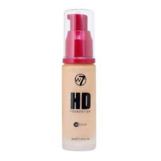 W7 12 Hour HD Foundation