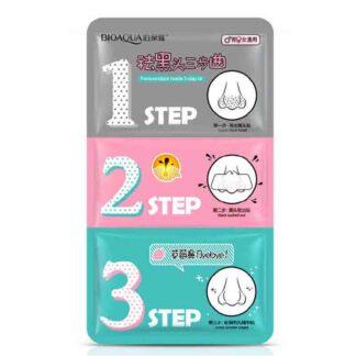 BIOAQUA blackhead remover 3-step kit
