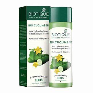 Biotique Bio Cucumber Toner 120Ml