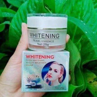 Moisturizer Cream for Face Whitening Pearl Essence Organic DayNight Cream(25g)
