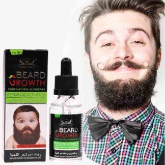 Pretty Cowry Beard Growth Essential Oil – 40 ml