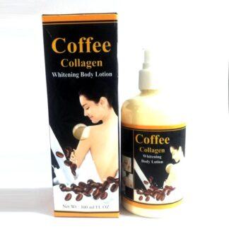 Coffee Collagen Whitening Body Lotion