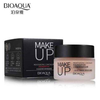 Bioaqua Make Up Moisturizing Concealer Foundation 50g