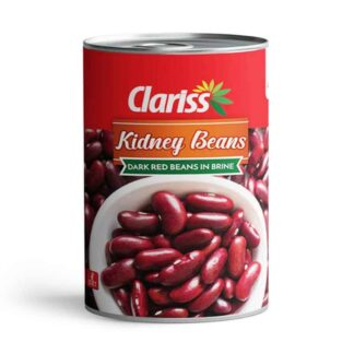 Clariss Canned Red Kidney Beans 425gr
