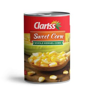 Clariss Canned Sweet Corn -425gr