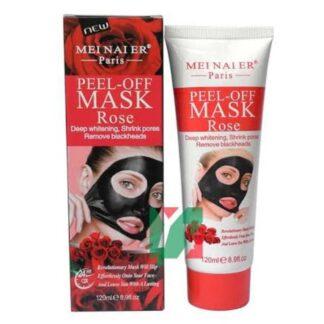 Meinaier peel-off mask rose -120 ml