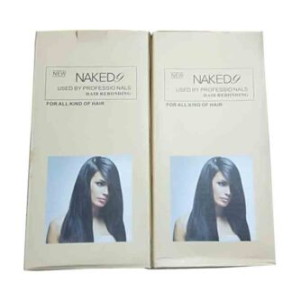 New Naked9 Used by Profession Nals Hair Rebonding