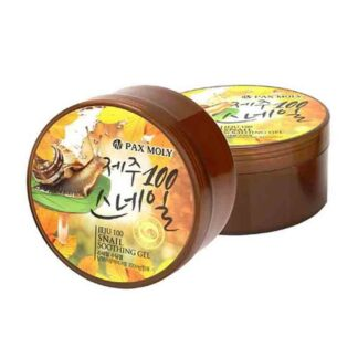PAX MOLY – Jeju 100 Snail Soothing Gel