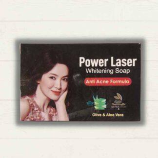 Power Laser Whitening Soap