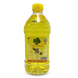 RS Sunflower Oil: 2 Litre Pet Drum