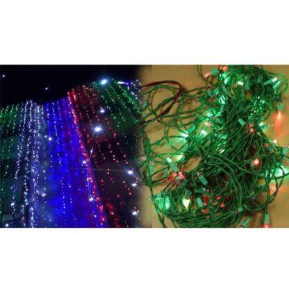 50 Feet Fairy light 100 led light home decorative ;multicolors
