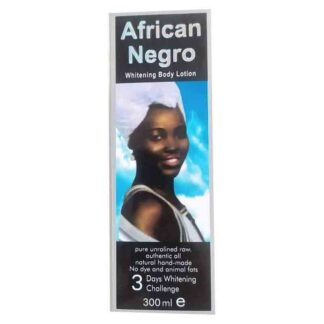 African Negro Whitening Body Lotion 300ML