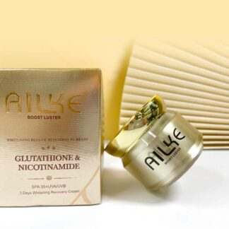 Ailke Beauty Face Acne Treatment Nicotinamide Skin Whitening Night Cream