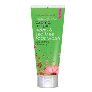 Aroma Magic face wash neem & tea tree