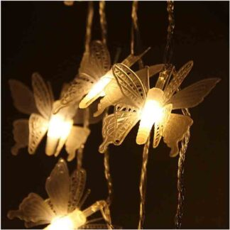Butterfly String Lights Outdoor Indoor Decorative Lighting