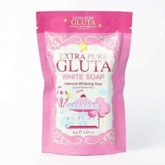 Extra Pure Gluta Intensive Whitening Soap – 80g