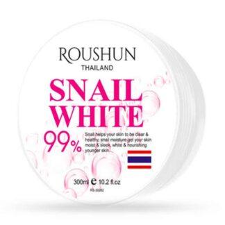 Roushun Snail White Soothing Gel - 300ml