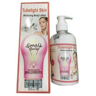 Tube light Skin Whitening body Lotion