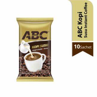 ABC Kopi Susu Instant Coffee (10 Sachet Pack)