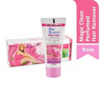 Blue Heaven Magic Clean Perfumed Hair Removal Cream – Rose