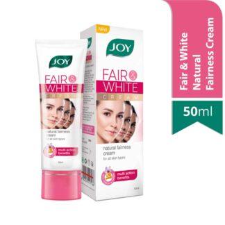 Joy Fair & White Natural Fairness Cream -50ml