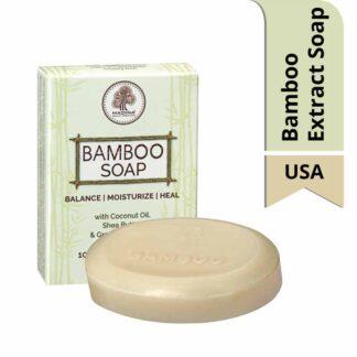 Madina Bamboo Extract Soap (USA)