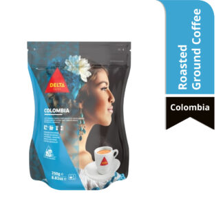 Delta Roasted Ground Coffee (Colombia)