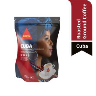 Delta Roasted Ground Coffee (Cuba)