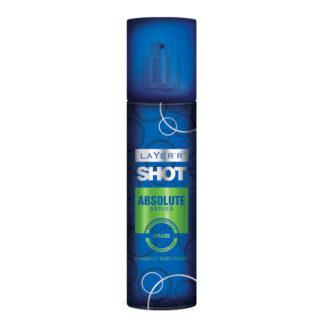 Layer'r Shot Absolute Body Spray