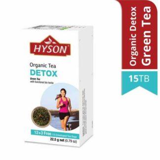 Hyson Organic Detox Tea