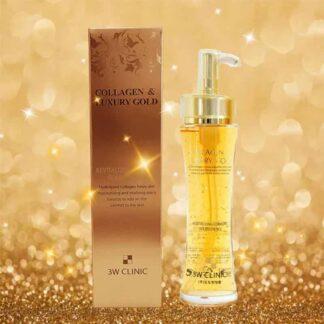 3w Clinic Luxury Gold Revitalizing Comfort Gold Essence- 150ml