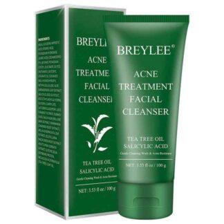 BREYLEE Acne Treatment Facial Cleanser
