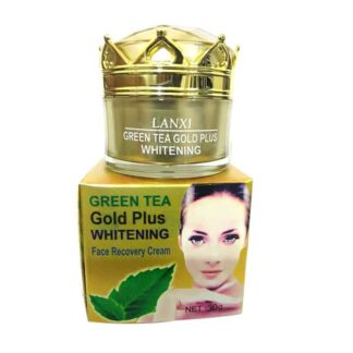 Green Tea Gold Plus Whitening Face Recovery Cream