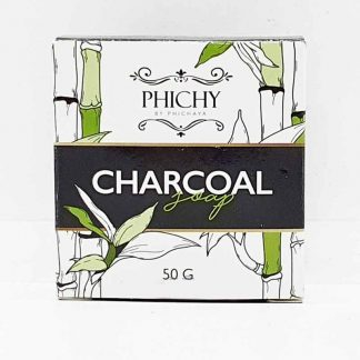 Phichy Charcoal Soap - 50 Gm