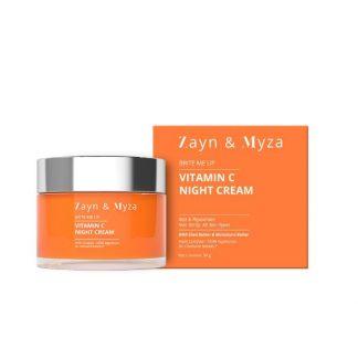 Zayn and Myza Vitamin C Night Cream