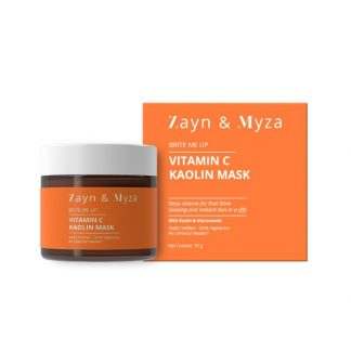 Vitamin C Kaolin Face Mask