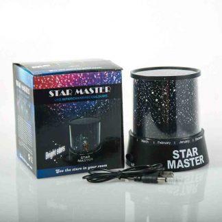 Star Master LED Interchanging Colours Lamp Night Light