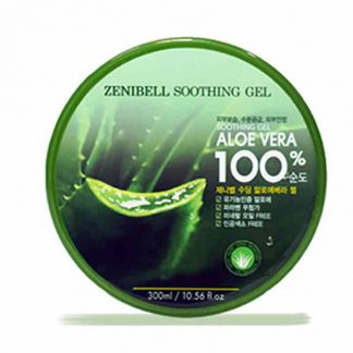 ZENIBELL ALOE Vera Soothing Gel 100% Natural skin care Moisturizing Less stickiness soothing nutrition